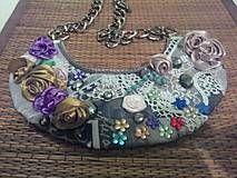 Náhrdelníky - Náhrdelník - 6314661_ Charmed, Bracelets, Jewelry, Bangle Bracelets, Jewellery Making, Jewerly, Jewelery, Jewels, Bracelet