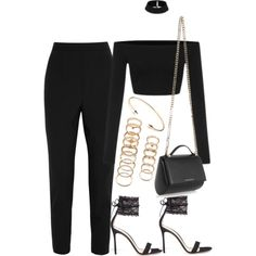 Sem título #1198 by oh-its-anna on Polyvore featuring moda, Dolce&Gabbana, Gianvito Rossi, Givenchy, Forever 21 and Jeweliq