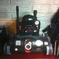 Spy Gear Trak.. Just for fun..