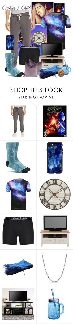 """072 Cosmic Chill"" by berry2206 on Polyvore featuring Champion, Reebok, Casetify, Pier 1 Imports, Calvin Klein, Hermès, David Yurman, Furniture of America, Fitz & Floyd und men's fashion"