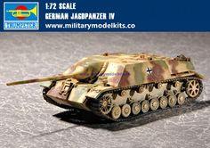 German Jagdpanzer IV Trumpeter 07262
