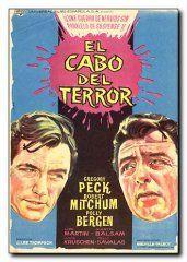 Cape Fear Gregory Peck Robert Mitchum Polly Bergen