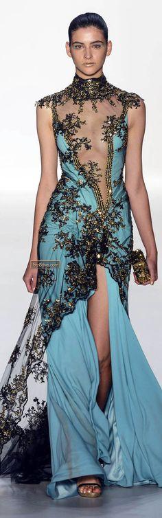 Samuel Cirnansck Sao Paulo Fashion Week Madrid - Fall Winter 2013 ♥✤ | Keep the Glamour | BeStayBeautiful