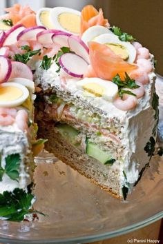 weer eens iets anders dan gewone taart
