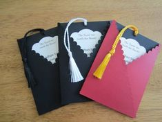Items similar to Graduation Invitation - Pullout Tag with Tassel, School Colors on Etsy Graduation Crafts, Graduation Invitations, Diy And Crafts, Paper Crafts, School Displays, School Colors, Diy For Kids, Axl Rose, Unique Jewelry