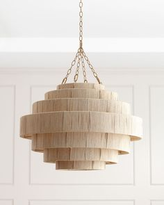 Shop Everly Pendant from Palecek at Horchow, where you'll find new lower shipping on hundreds of home furnishings and gifts. 3 Light Pendant, Pendant Lighting, Pendant Lamp, Lamp Light, Shop Lighting, Interior Lighting, House Lighting, Natural Chandeliers, Deco Luminaire