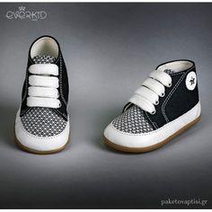 Μπλε Sneakers για τα Πρώτα Βήματα Everkid 9121M Boy Christening, Boys, Sneakers, Leather, Fashion, Young Boys, Trainers, Moda, Fashion Styles