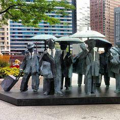 Happy Saturday Chicago and ig'ers.  Even our fantastic Chicago sculptures need umbrellas today :) :) #Chicago #ilovechicago #chicagogram #insta_chicago #iwalkchicago #choosechicago #wu_chicago #mychicagopix #second_city_photography #chicity_shots #windycity #chitown #photography #chigram #instagram #yourchicago #flippinchi #chicago_usa #artofchi #likechicago #enjoyillinois #igerschicago #sculpture