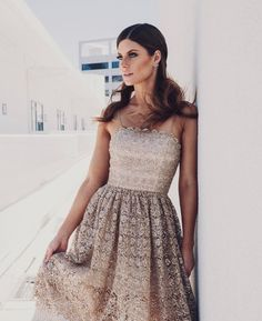 Do you think I fell in love with the man who I met very soon, who will be the father of my baby… # Gençkurg of # Young Fiction # amreading # books # wattpad Hannah Stocking, Short Dresses, Prom Dresses, Summer Dresses, Friday Outfit, Barbie Model, Fantasy Dress, Celebrity Outfits, Lovely Dresses