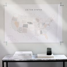 roam us map | west elm
