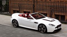 Gallery: the Aston Martin V12 Vantage Roadster - BBC Top Gear