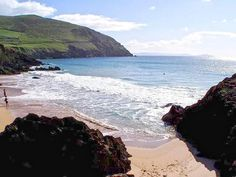 Ryan's Beach - Dingle Ireland. Missed this the first time I went, looks like I need to go back..