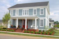Great Exterior Color Schemes for Your House