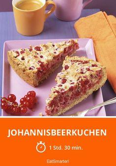 Johannisbeerkuchen - smarter - Zeit: 1 Std. 30 Min.   eatsmarter.de