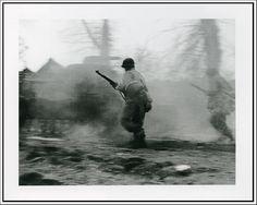 Tony Vaccaro, Hemmerden, February 1945