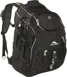 f2f031469903 High Sierra Access Laptop Backpack Black - via eBags.com! Business Laptop