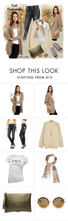 """Knit Fashionable"" by goreti ❤ liked on Polyvore featuring The Row and knitFashionable"