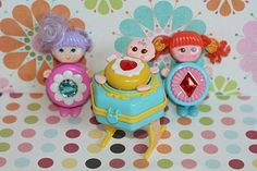 Had these. When I was little I left my purse at a diner.  It had the pink horse in it.  Still traumatized. LOL