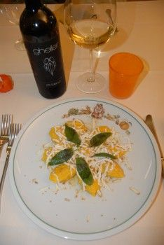 Un piatto e un vino per l'estate 2013 della riviera friulana: un primo della tradizione terraferma | BLU
