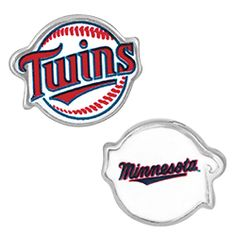 If you hail from the Twin Cities, then this Minnesota Twins Charm is just for you. Pair this with the Baseball Heart Charm and Baseball Bat Charm for a look that really lets your love of baseball show.