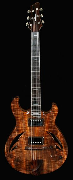 ARTINGER Koa Hollowbody