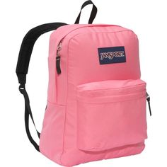 Backpacks For Girls Jansport - Cute Shoes Pink Jansport Backpack, Mochila Jansport, Puppy Backpack, Jansport Superbreak Backpack, Backpack Bags, Rucksack Bag, Cute Backpacks, Girl Backpacks, Fashion Handbags