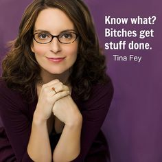 Tina Fey -Movie Actor Quote  -  Film Actor Quote  #tinafey