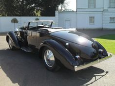 1930 Rolls-Royce Phantom II Continental for sale - Drophead Coupe by Binder of Paris