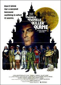 TWINKLE, TWINKLE, KILLER KANE aka THE NINTH CONFIGURATION 1980