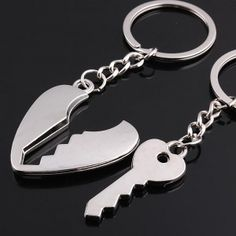 How To Select Good Couples Jewelry: Couples Jewelry Keychains ~ Jewelry Inspiration