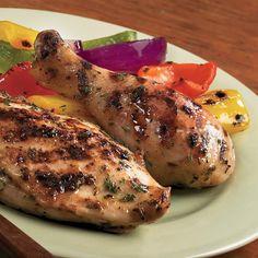 Zesty Herb Grilled Chicken