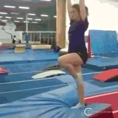 13 Round Off Drills To Help You Master Your Tumbling Pass Gymnastics Games, Gymnastics Lessons, All About Gymnastics, Preschool Gymnastics, Gymnastics Floor, Tumbling Gymnastics, Gymnastics Coaching, Gymnastics Training, Gymnastics Videos