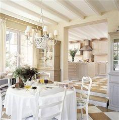 Une maison espagnole avec un air de campagne française | PLANETE DECO a homes world | décoration interieure | Scoop.it