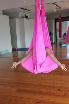 TUNE INTO YOUR HEART AERIAL YOGA FULL VIDEO SEQUENCE TUTORIAL