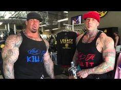 BIGGER BY THE DAY - DAY 2 - FEATURING MAC TRUCC - CHEST & BI'S - 30 POUNDS - YouTube