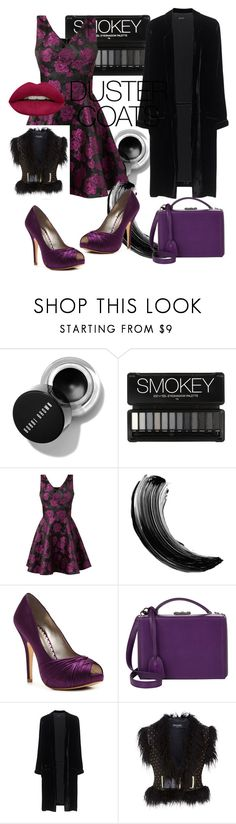"""""""Sin título #1124"""" by na-ty-1 ❤ liked on Polyvore featuring Mela Loves London, Maybelline, Lulu Townsend, Mark Cross, Jadicted, Balmain and Huda Beauty"""