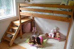 La Marelle Mag - Magazine - On fabrique un lit de camp