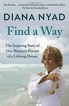 Find a Way: The Inspiring Story of One Woman's Pursuit of... https://smile.amazon.com/dp/0804172919/ref=cm_sw_r_pi_dp_SljExbZ1XHWWS