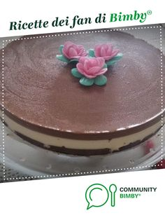 TORTA AI TRE CIOCCOLATI è un ricetta creata dall'utente MARY1990. Questa ricetta Bimby<sup>®</sup> potrebbe quindi non essere stata testata, la troverai nella categoria Prodotti da forno dolci su www.ricettario-bimby.it, la Community Bimby<sup>®</sup>. Mousse, Desserts, Food, Feltro, Bakken, Tailgate Desserts, Deserts, Essen, Postres