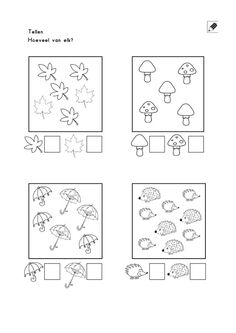 Crafts,Actvities and Worksheets for Preschool,Toddler and Kindergarten.Lots of worksheets and coloring pages. Kindergarten Math Worksheets, Tracing Worksheets, Free Printable Worksheets, Worksheets For Kids, Preschool Activities, Counting Worksheet, Teaching Numbers, Autumn Activities For Kids, Math Lessons