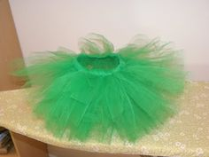 Make a tutu...super easy!!!!!!  totally doing this one! ~K