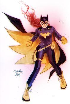 Batgirl by marciotakara