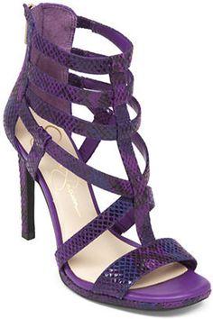Jessica Simpson Marthena Heeled Sandals