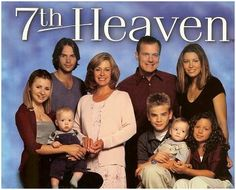 7th Heaven! I forgot about this makes me feel old!