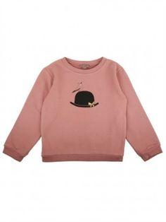 Emile et ida blush chapoiseau sweatshirt