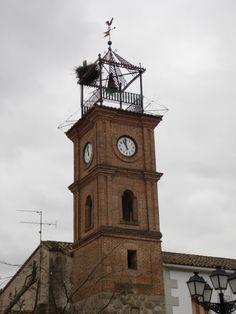 PARRILLAS (TOLEDO). Torre del Ayuntamiento.