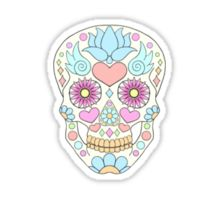 Sugar Skull stickers featuring millions of original designs created by independent artists. Emoji Stickers, Tumblr Stickers, Laptop Stickers, Cute Stickers, Tumblr Png, Diy Case, Halloween Stickers, Pin And Patches, Sticker Design