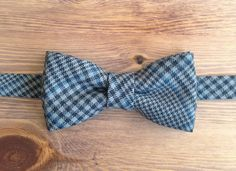 Bowtie CHARLIE by Morin noeud pap' on Etsy, $32.00 CAD #lesbeauxhabits