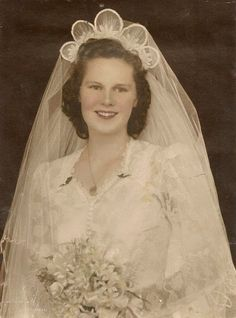 1943 bride