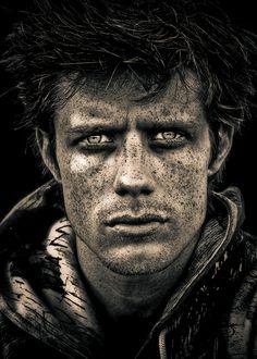 Freckled skin...  joel bedford | Joel BEDFORD - curieuxdetrucs